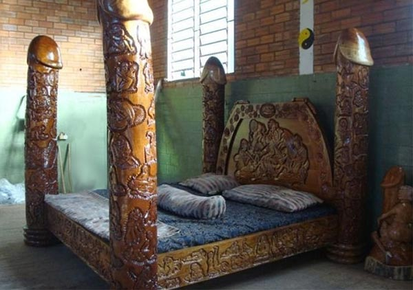 La mejor cama de todos los tiempos y culturas piramicama for Cama tipo japonesa