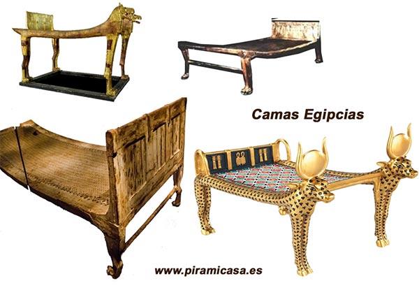 La mejor cama de todos los tiempos y culturas piramicama for Caracteristicas del mobiliario
